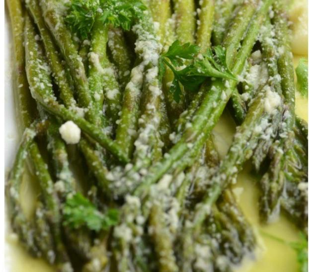 Garlic Asparagus Instant Pot Recipe