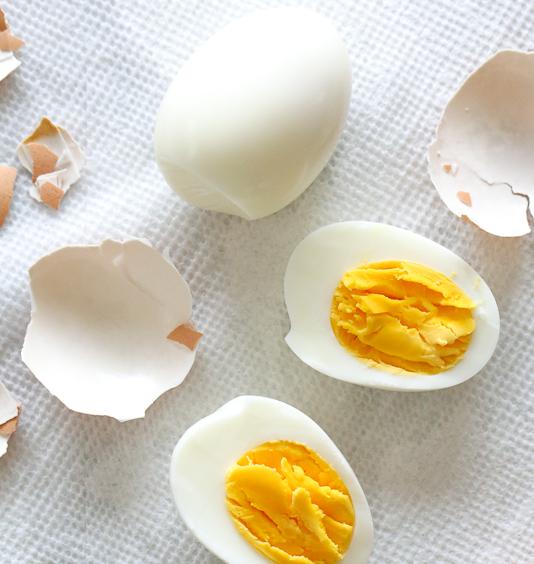 Hard Boiled Eggs Recipe for Instant Pot