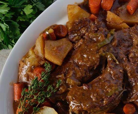 Pot Roast Recipe for Instant Pot