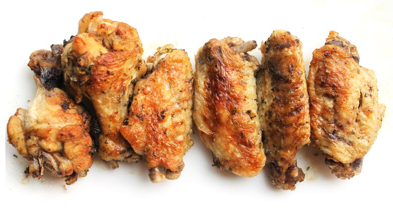 Instant Pot Frozen Chicken Wings Recipe