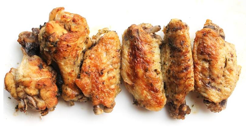 Instant Pot Frozen Chicken Wings Recipe