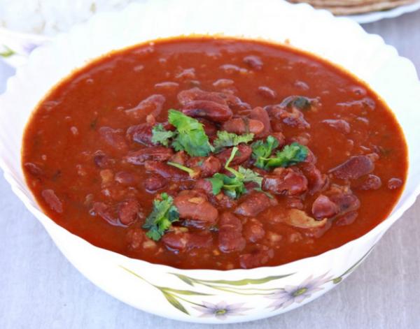 Instant Pot Rajma Recipe