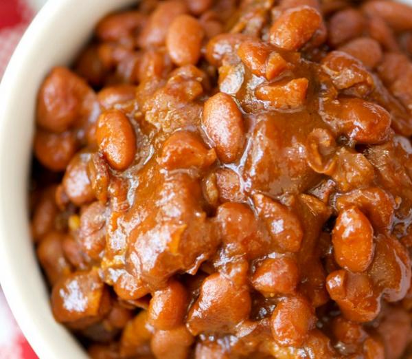 Instant Pot Baked Beans Recipe
