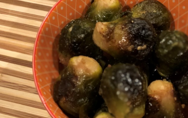 Instant Pot Brussel Sprouts Recipe