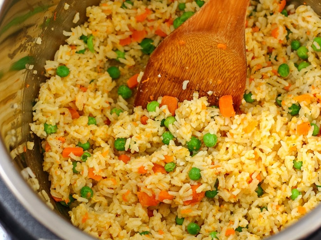Instant Pot Fried Rice Recipe