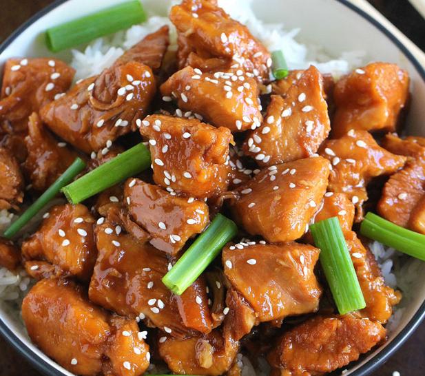 Instant Pot Mongolian Chicken Recipe