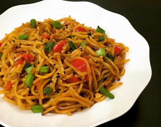 Instant Pot Garlic Noodles Recipe
