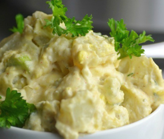 Easy Instant Pot Potato Salad Recipe