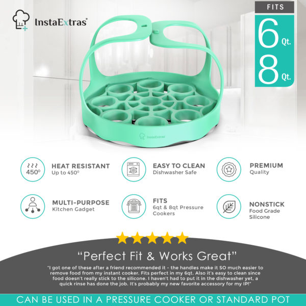 Silicone Bakeware Sling for Pressure Cookers